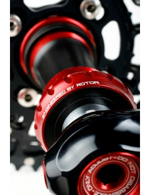 Rotor's Self Aligning Bottom Bracket (SABB)