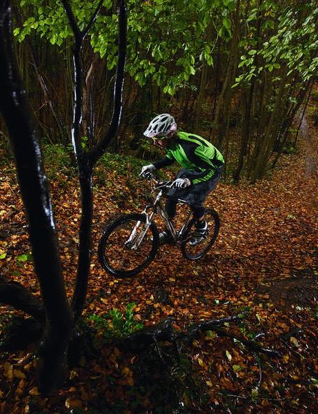 Long seated climbs help focus good body position