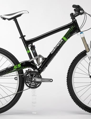 The limited edition Commencal Meta 5.5 UK