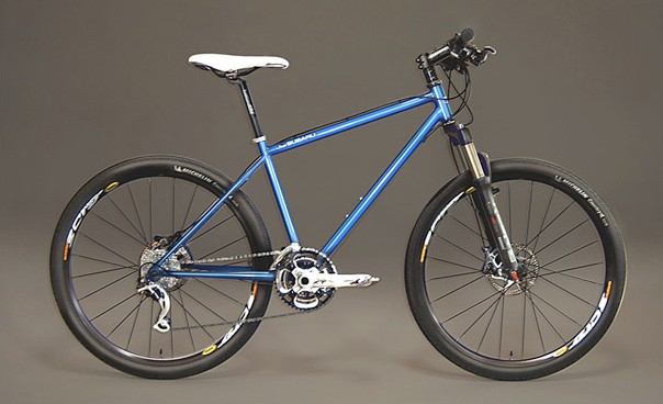 The 2009 Subaru XB steel hardtail. Only 99 will be made.
