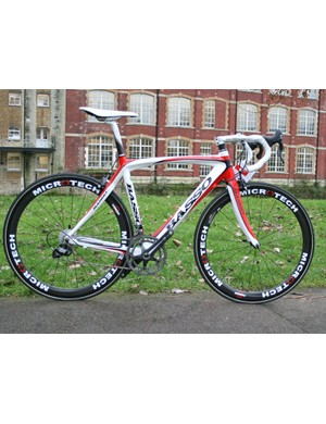 Basso Astra road race machine