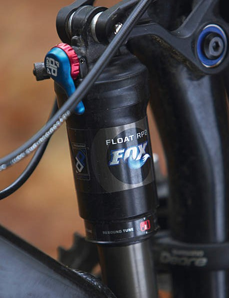 The new frame delivers serious weight savings and 10mm of extra travel in a 'best of both worlds' jackpot