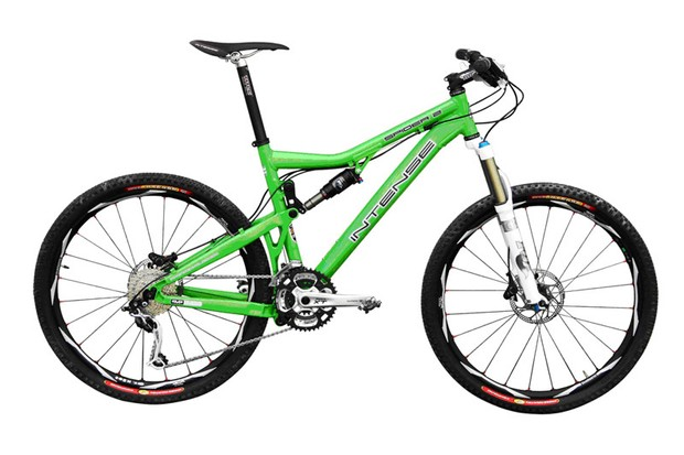 "Intense Cycles' new Spider 2 will slot in between the Spider FRO and Tracer VP with 4.5-5"" of rear wheel travel."