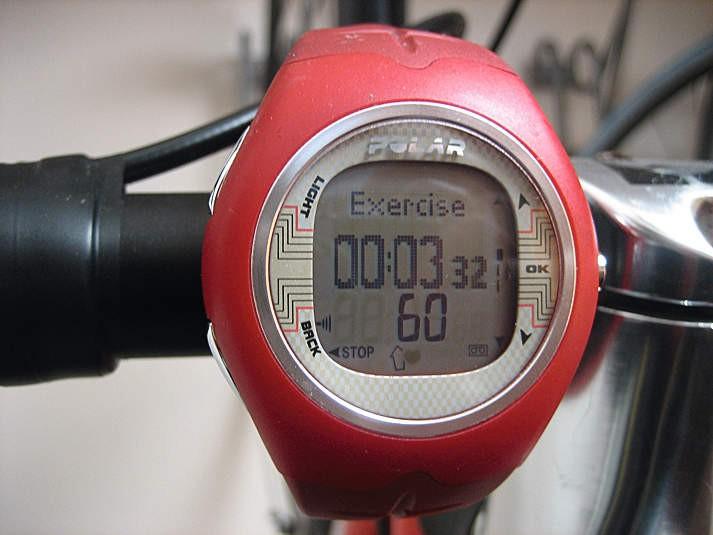 Polar F6 Heart Rate Monitor