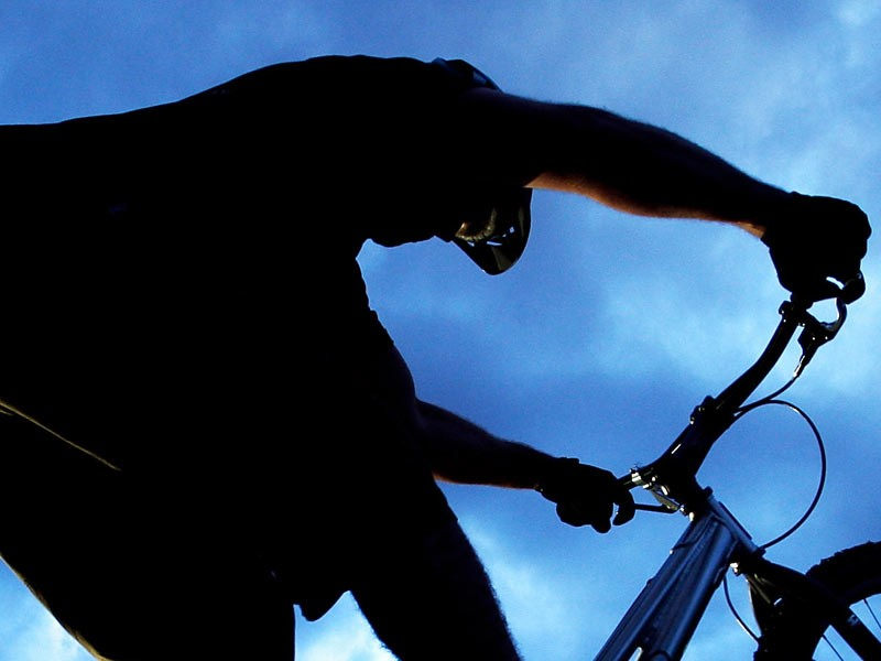 Third of Bristol cyclists ride without lights