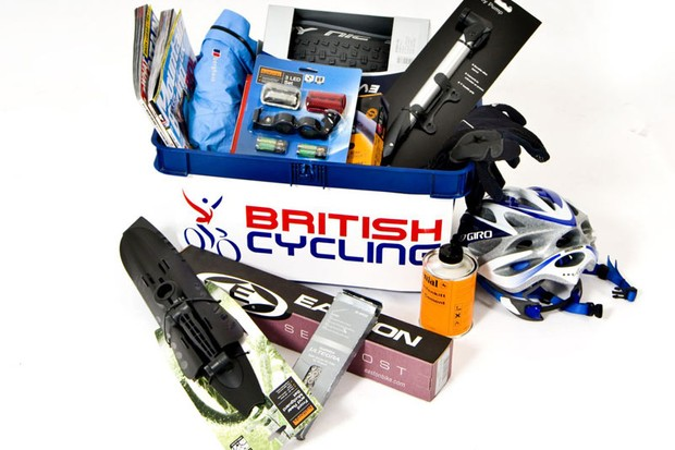 New member deals from British Cycling