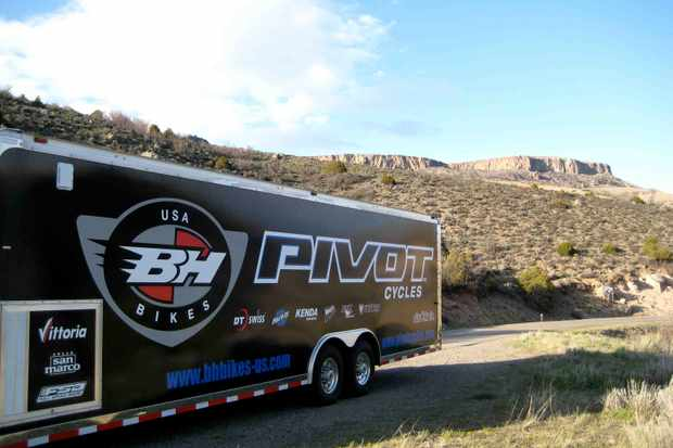 The BH/Pivot demo fleet is making the rounds in 2009.