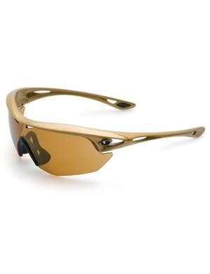 Gold frame with brown bronze full lens – Vuelta a España
