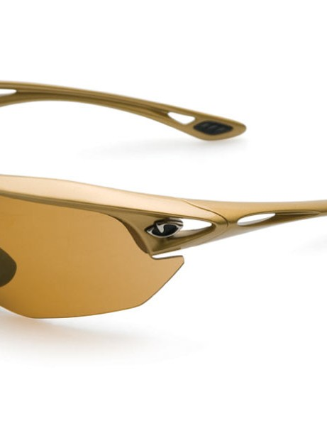 Gold frame with brown bronze full lens – Vuelta a España