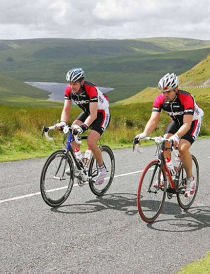 The Slick N Knobbly Cycling Festival is taking place at Glanusk Estate, South Wales.