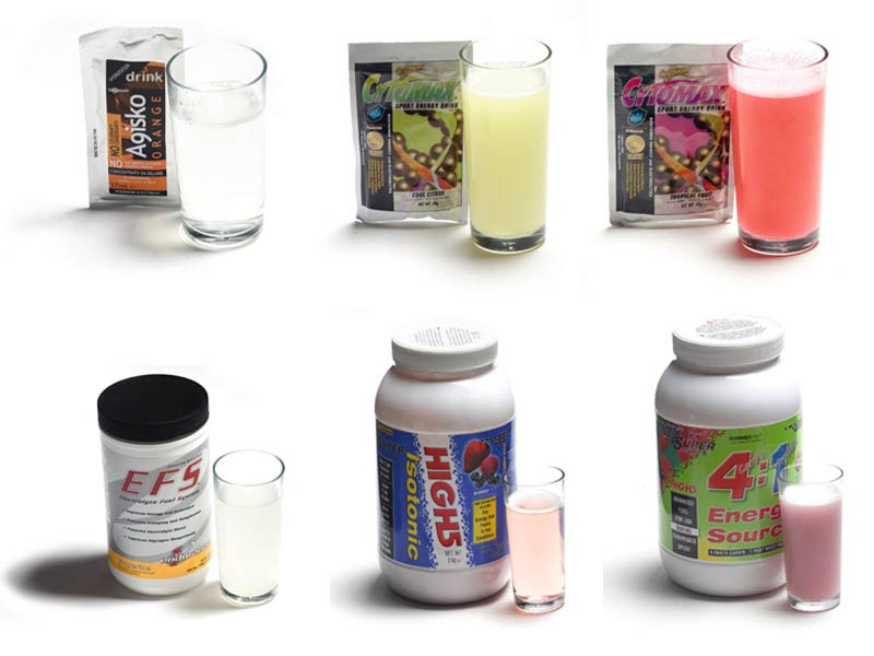 A huge variety of energy products are available, so you need to experiment to find the right one for you