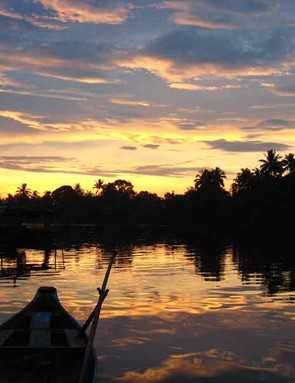 The village of Chi Pat is accessed via a two-hour boat ride.