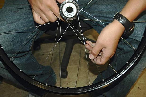 The scheme will offer training in bike maintenance and repair.