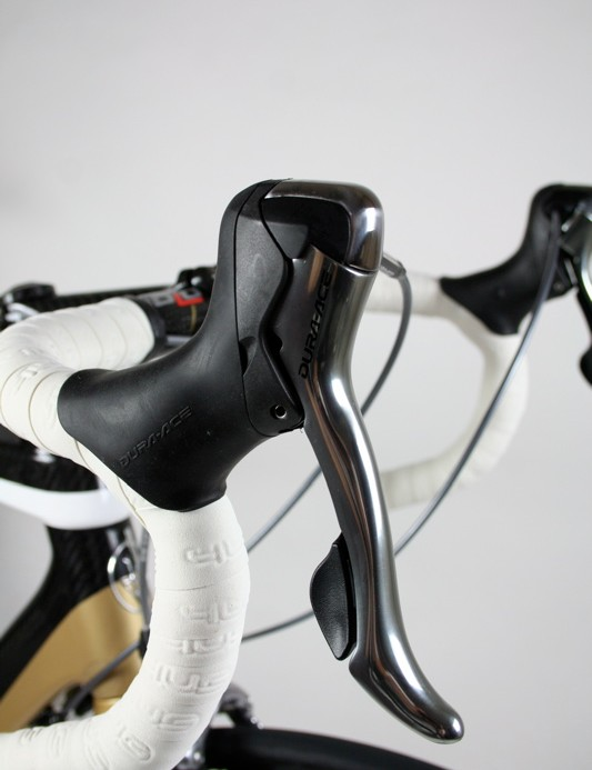 Dura-Ace 7800 levers will soon be a thing of the past as 7900 comes along