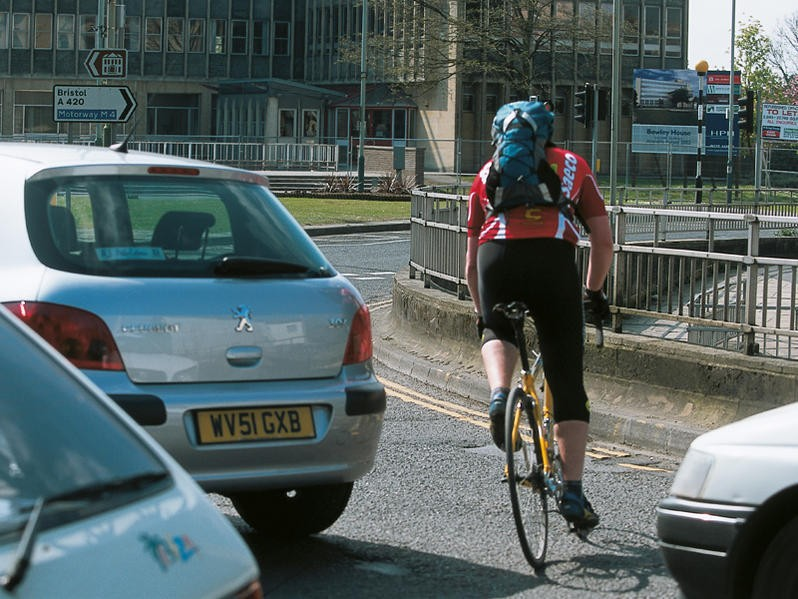 Cycle commuting is on the rise