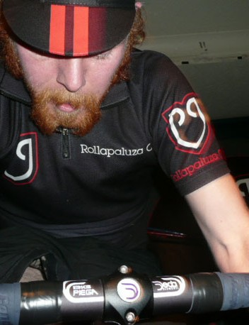 Official Rollapaluza racing gear is optional.
