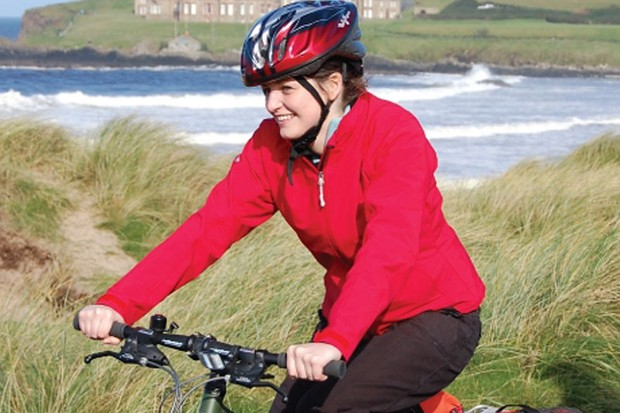 The brochure aims to encourage people to get on their bikes in Norther Ireland