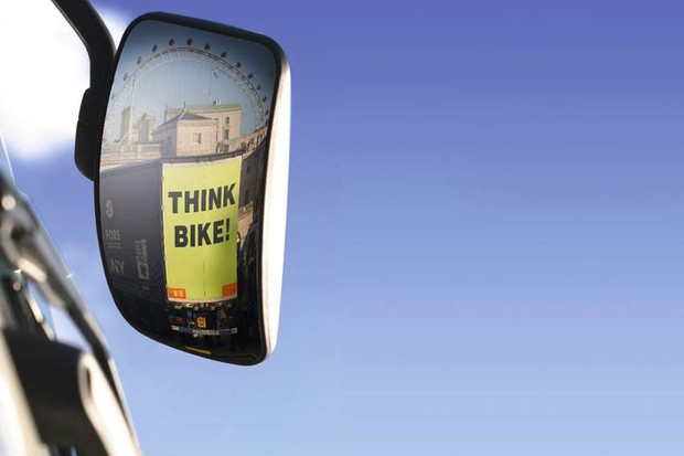 Blind-spot mirrors to be fitted to UK HGVs