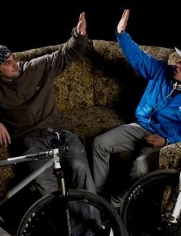Andrew Taylor and Phil Sundbaum