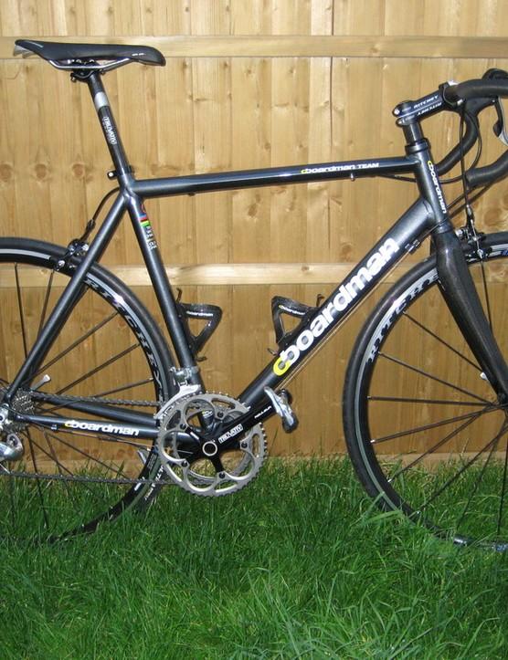gtvlusso's Boardman Team bike