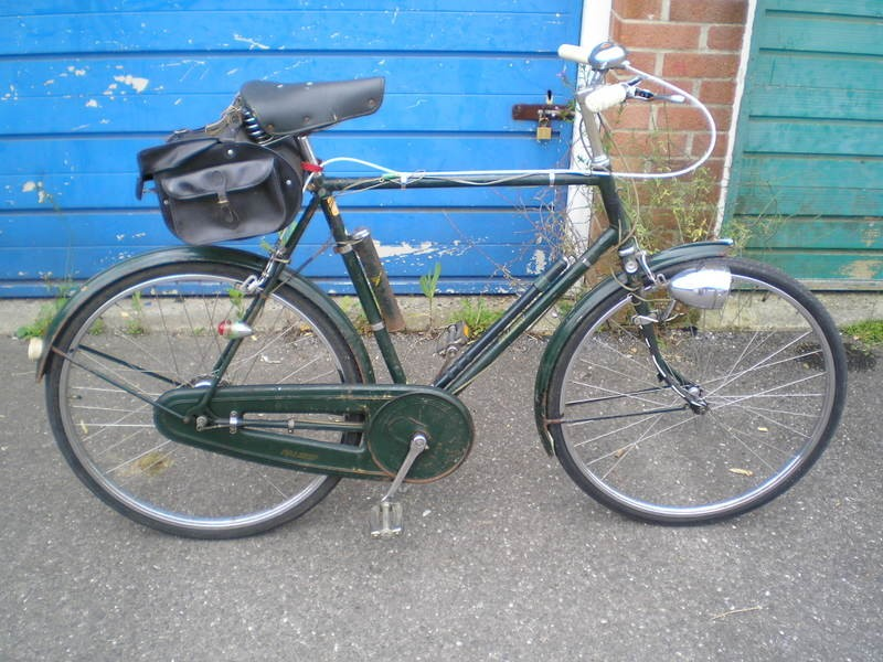 SamWise72's Raleigh Superbe