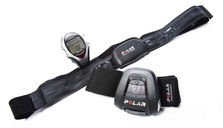 Polar RS800CX Bike Training System