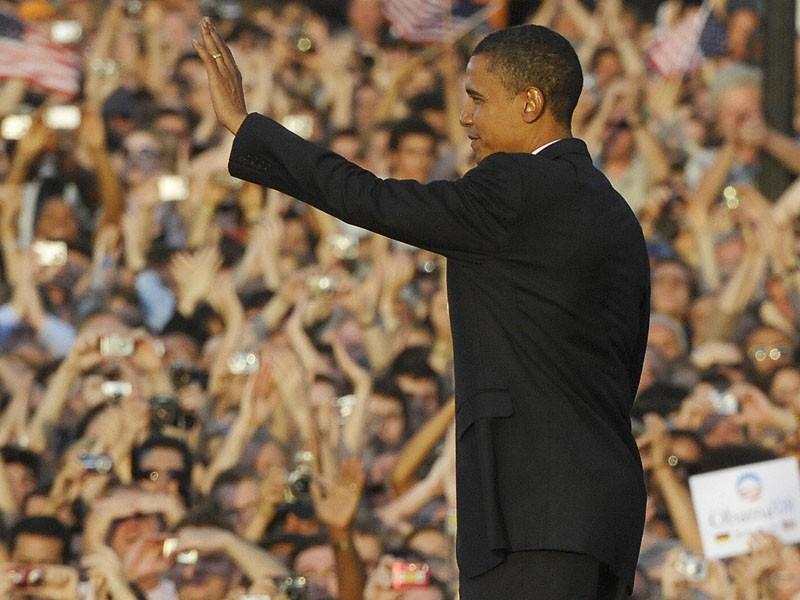 Barack Obama's inauguration inspired Ryan's journey