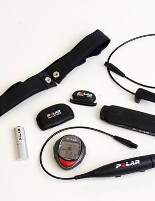 The Polar CS600 packs a lot of features into its tiny head and is one of the most economical power meters out there, though you have to trade some accuracy for economy