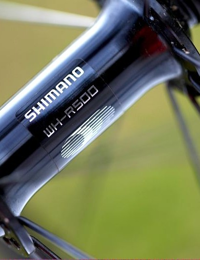 he Shimano R500s ran fine after an initial wobble, but they're a downgrade on the opposition.