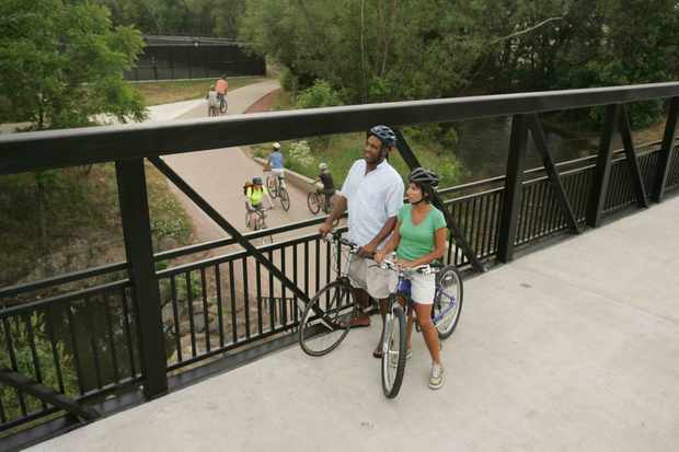 Bicycling infrastructures and education are key to increasing ridership in the United States.
