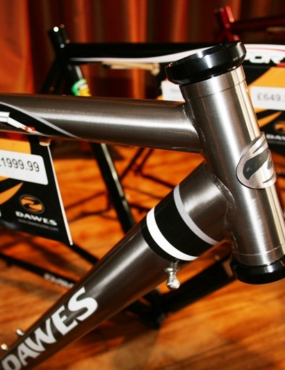 The Sportif Ti is available as a frameset