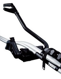The team will use Thule ProRide 591 bike carriers.