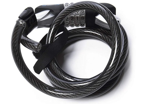 RSP Contego 15mm Self Coiling Lock