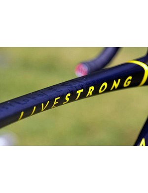 Lance Armstrong's fight against cancer has been brought to the pro peloton with his comeback.