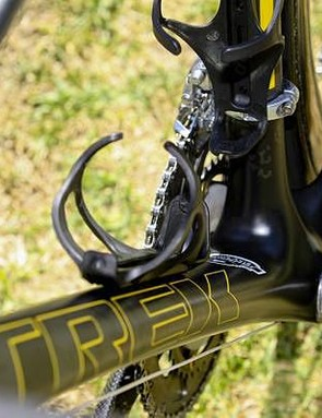 Trek's badging is minimal and subtle on this bike.