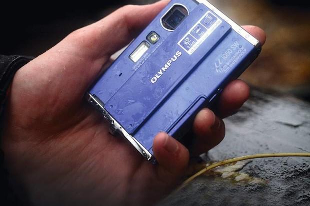 Olympus 1050SW Camera