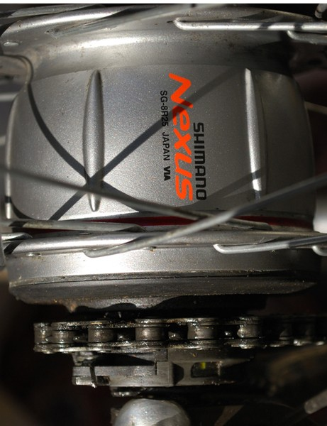 Shimano Nexus Inter-8 hub gears