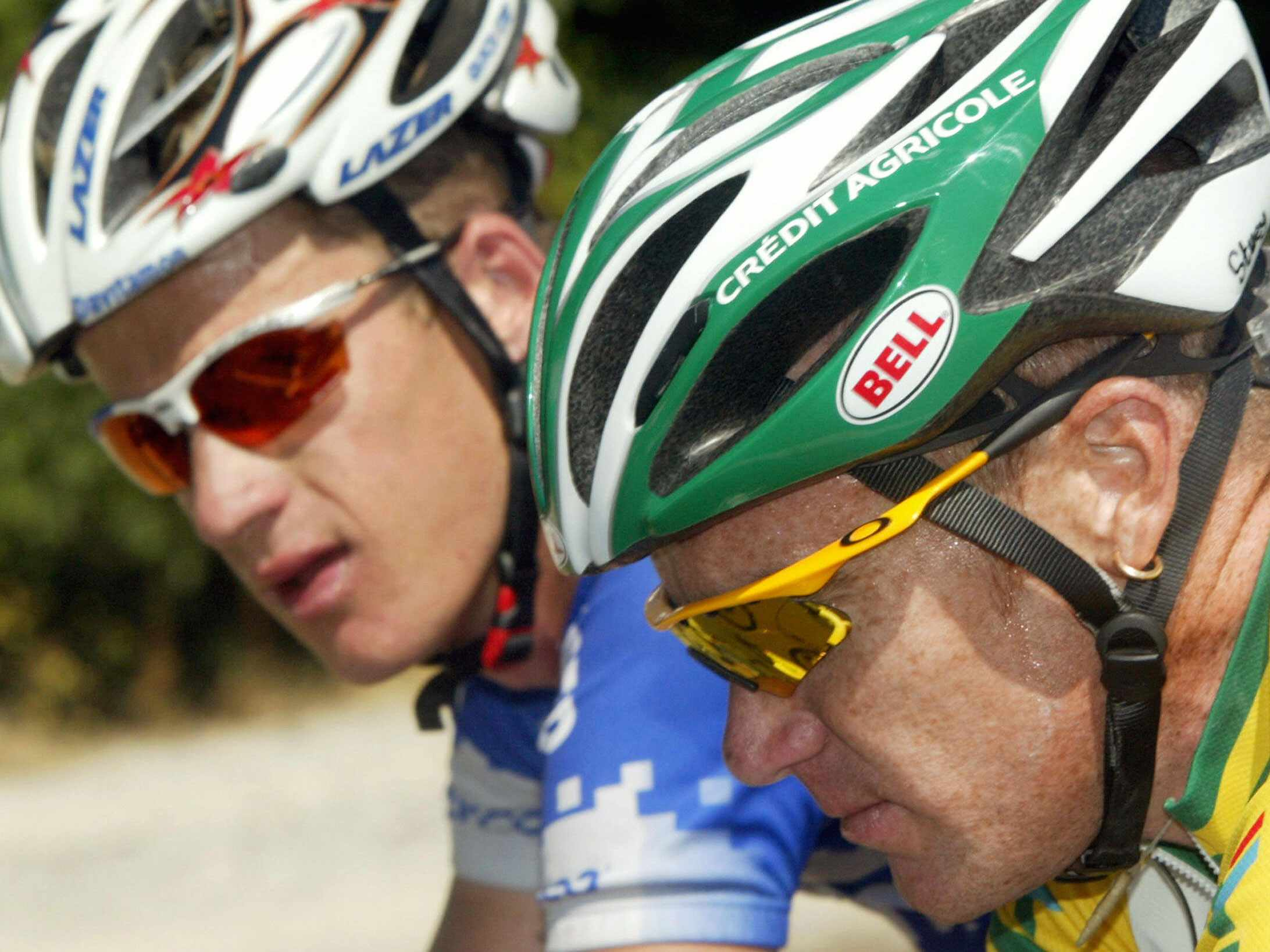 O'Grady (right) and Rogers (left) are favourites to win this year's Tour.