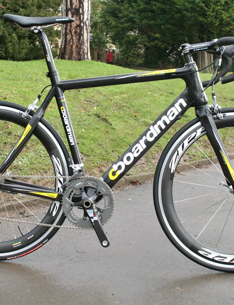 Boardman Pro Carbon Race Prepared