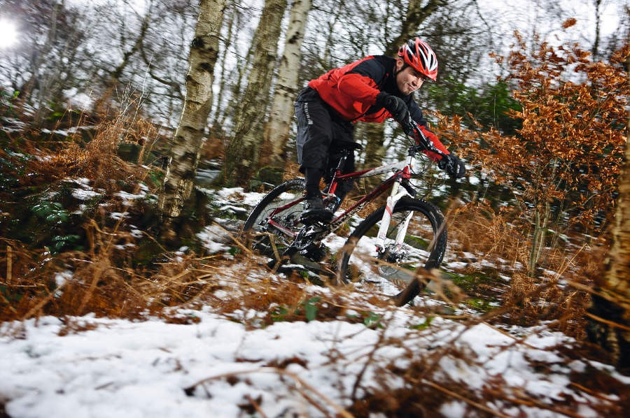 Introducing the 120mm trail friendly Lycan 3.0 from KTM