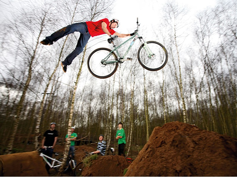 The MBUK Dirt Jump Invitational will feature some of the biggest names on the scene