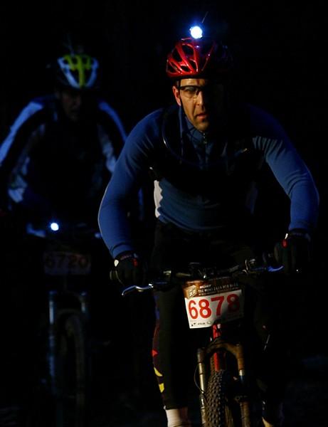 Mountain Biking UK night-time enduros