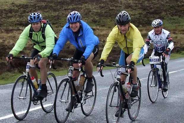 The Dartmoor event is one of the most popular in southwest England.