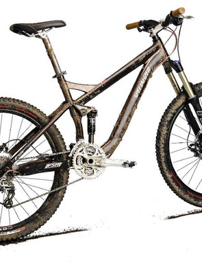 It's versatile enough to head to the Mega Avalanche or ride in a marathon.