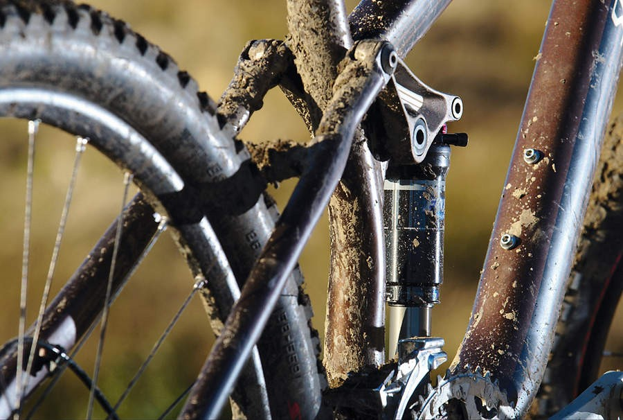 Specialized's FSR suspension layout is one of the longest serving set-ups in the business