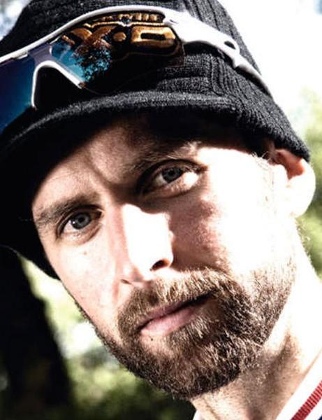 Oli Beckingsale has won the British National Mountain Biking Championships five times.