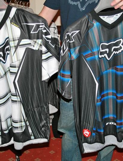Fox jerseys
