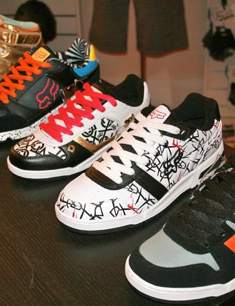 Fox shoe selection