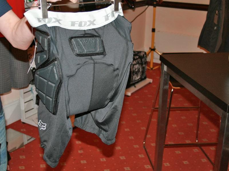 New Fox shorts
