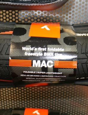 MAC tyres in 26in